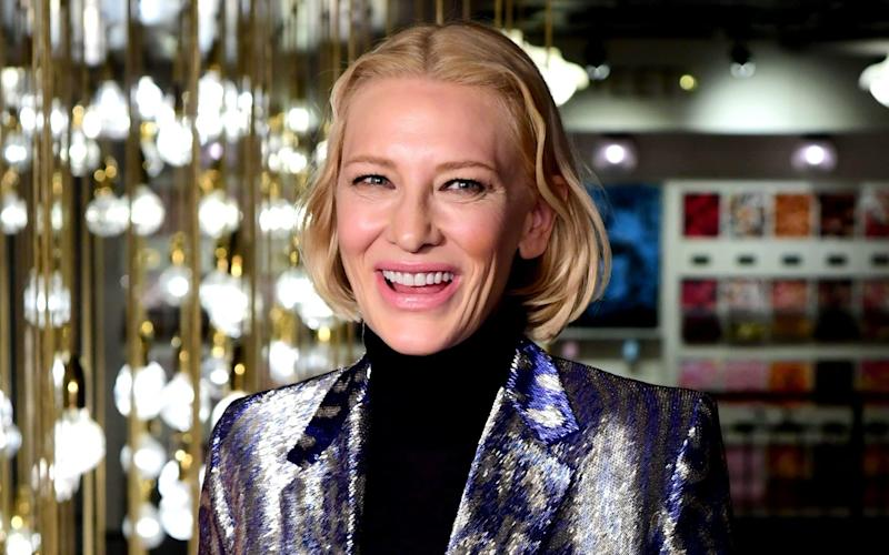 "Blanchett said women are in a ""Groundhog Day"" of ­recycled political battles - PA"
