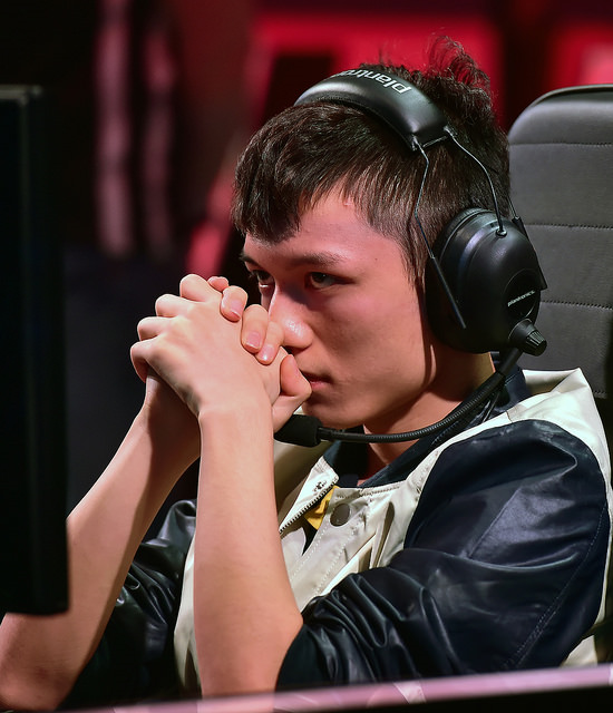 Cloud joins QG Reapers (lolesports)