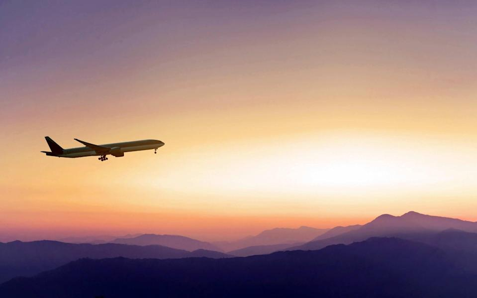 Sightseeing flights could become another facet of air travel - istock