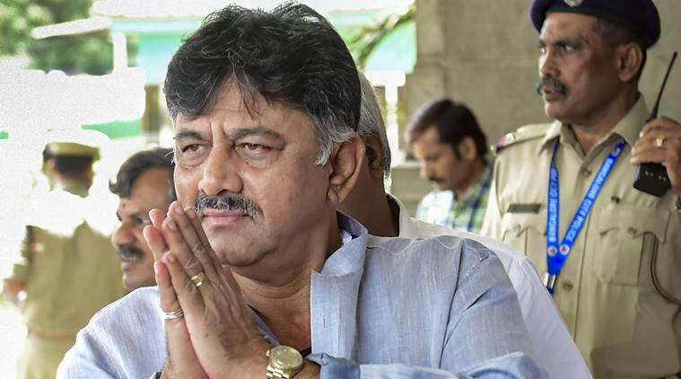 DK Shivakumar, DK Shivakumar arrest, DK Shivakumar arrested, Enforcement Directorate, ED arrests DK Shivakumar, DK Shivakumar Karnataka, India news, Express Explained, Indian Express
