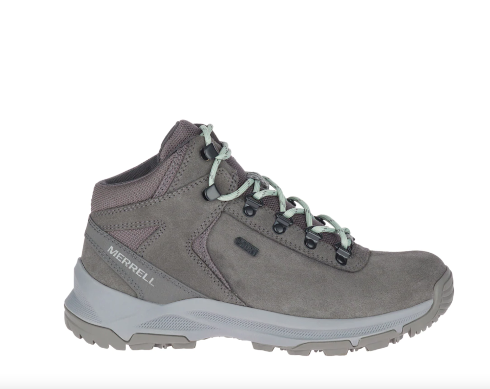 Merrell 'Erie' Waterproof Hiking Shoes in Grey (Photo via DSW)