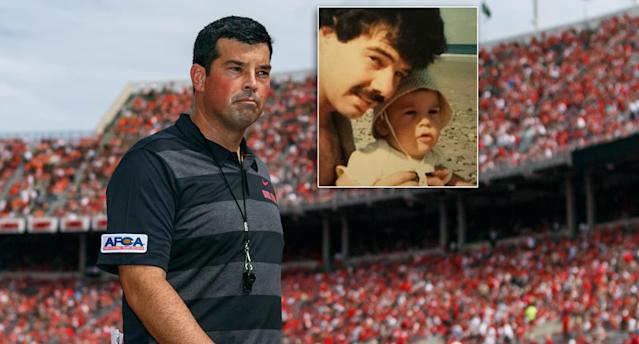 Ryan Day's father, Ray, died by suicide when Ryan Day was just 9 years old. (Courtesy: Day family)