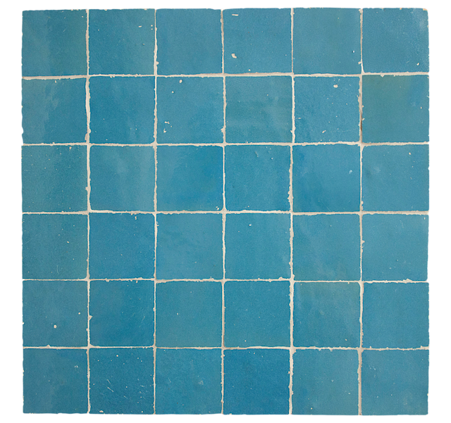 "R'Ceef 23 glazed ceramic tiles; $48.25 per square foot. <a href=""https://mosaichse.com"" rel=""nofollow noopener"" target=""_blank"" data-ylk=""slk:mosaichse.com"" class=""link rapid-noclick-resp"">mosaichse.com</a>"