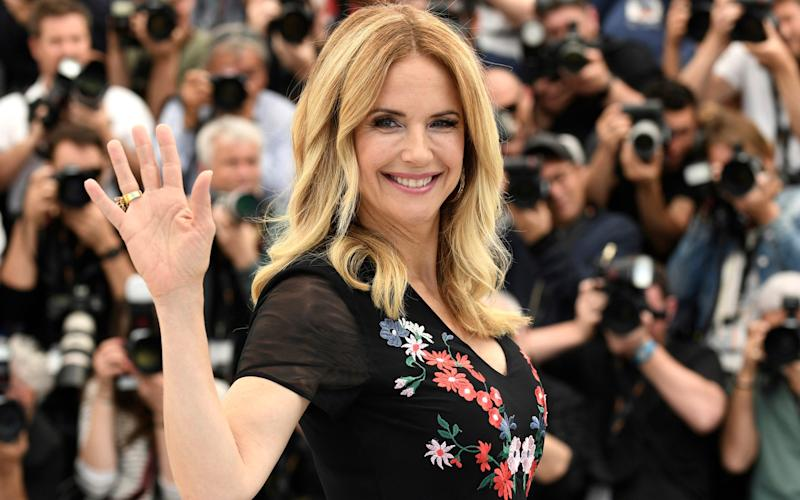 Kelly Preston in 2018 - Arthur Mola/Invision/AP