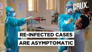 2 Cases Of COVID-19 Re-Infection In Telangana, 1 In Ahmedabad