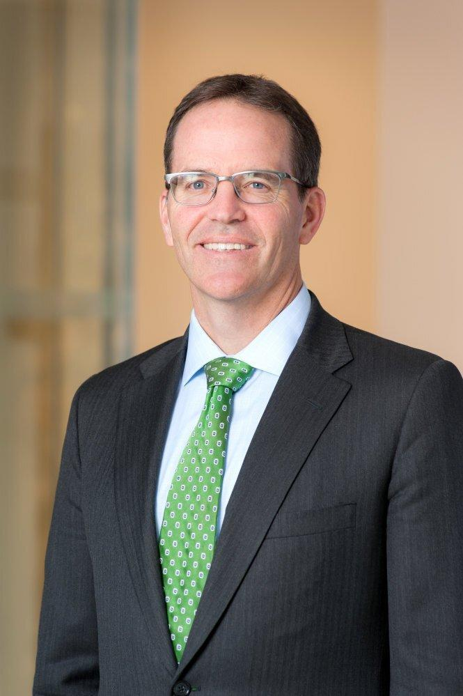 Scott Geary, partner and head of client group for Asia-Pacific at Wellington Management. Photo: Handout