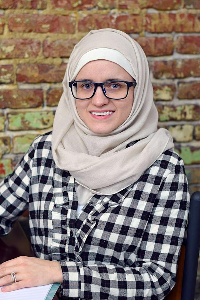When Kaya Gravitter began studying Islam, she had hope of converting her Muslim friends to Christianity. But she was in for a profound religious awakening. (Photo: Courtesy of Kaya Gravitter)