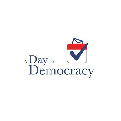 A Day for Democracy is a NON-partisan initiative, founded by CEOs, to encourage leaders across the U.S. to pledge to increase voter registration and participation of their employees. Visit www.adayfordemocracy.com to learn more. (PRNewsfoto/A Day for Democracy)
