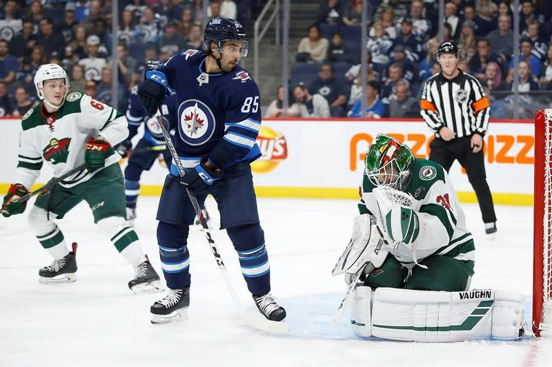 half off 54680 add48 Andrew Copp and Sami Niku lead Jets past Wild 4-1 in pre ...