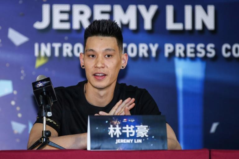 Former NBA player Jeremy Lin is a major draw in Chinese basketball