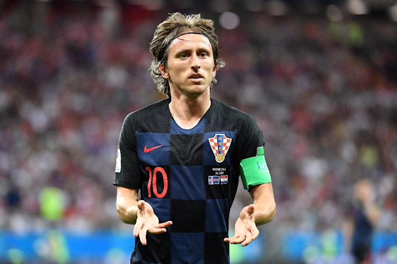 b4a6b6325 Modric faces up to his final chance for World Cup glory