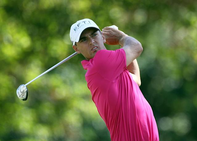HONOLULU, HI - JANUARY 15: Charles Howell III during the final round of the Sony Open in Hawaii at Waialae Country Club on January 15, 2012 in Honolulu, Hawaii. (Photo by Sam Greenwood/Getty Images)