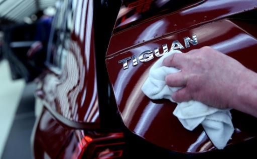 Volkswagen operating profit surges in first quarter