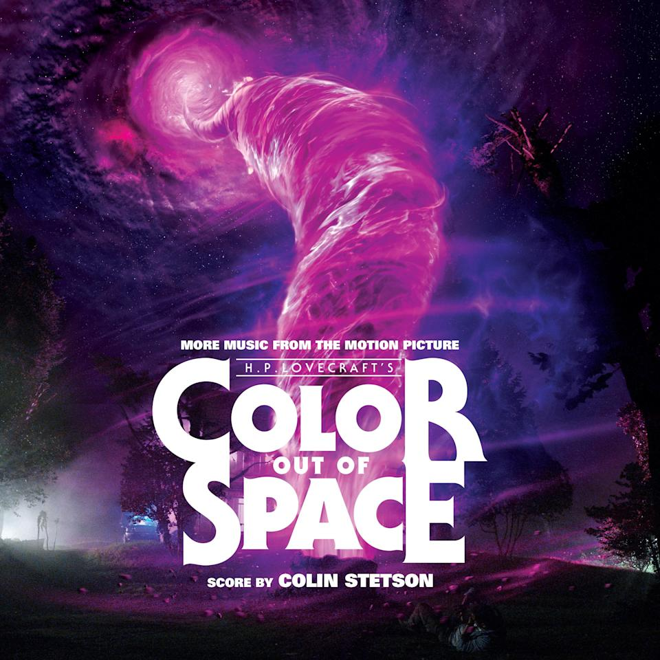 """<h1 class=""""title"""">Colin Stetson: Color Out of Space (More Music From the Motion Picture)</h1>"""