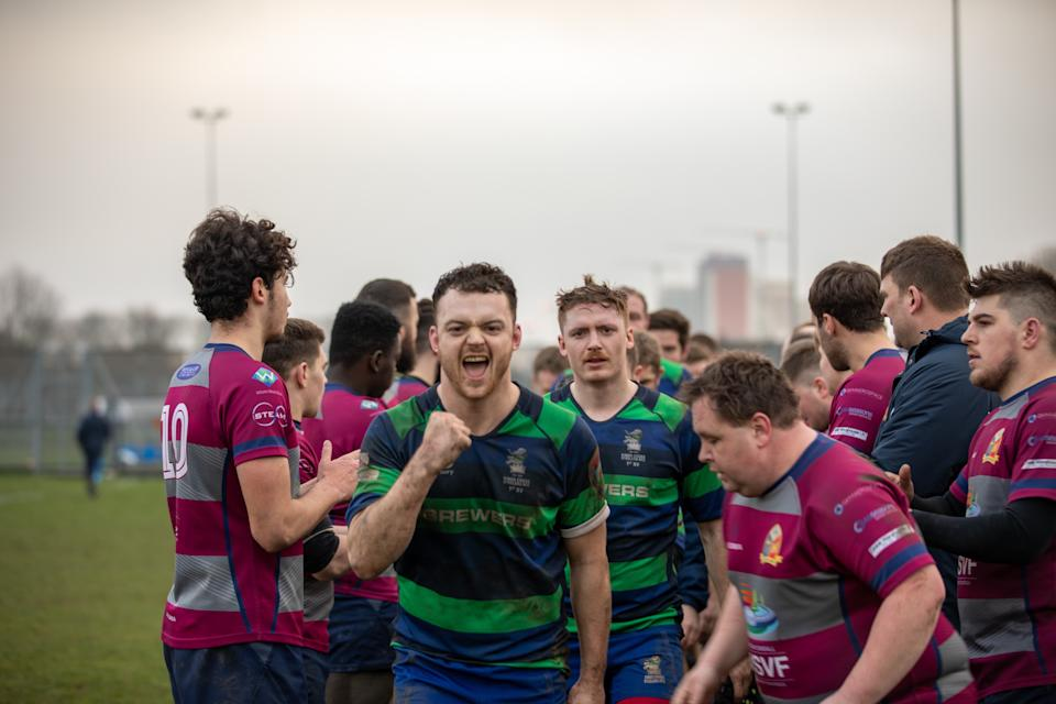 Steelers follows three personal stories from the Kings Cross Steelers rugby club in a film about finding happiness and belonging (Amazon Prime Video)