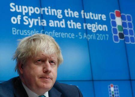 Boris Johnson cancels Moscow visit over 'developments in Syria'