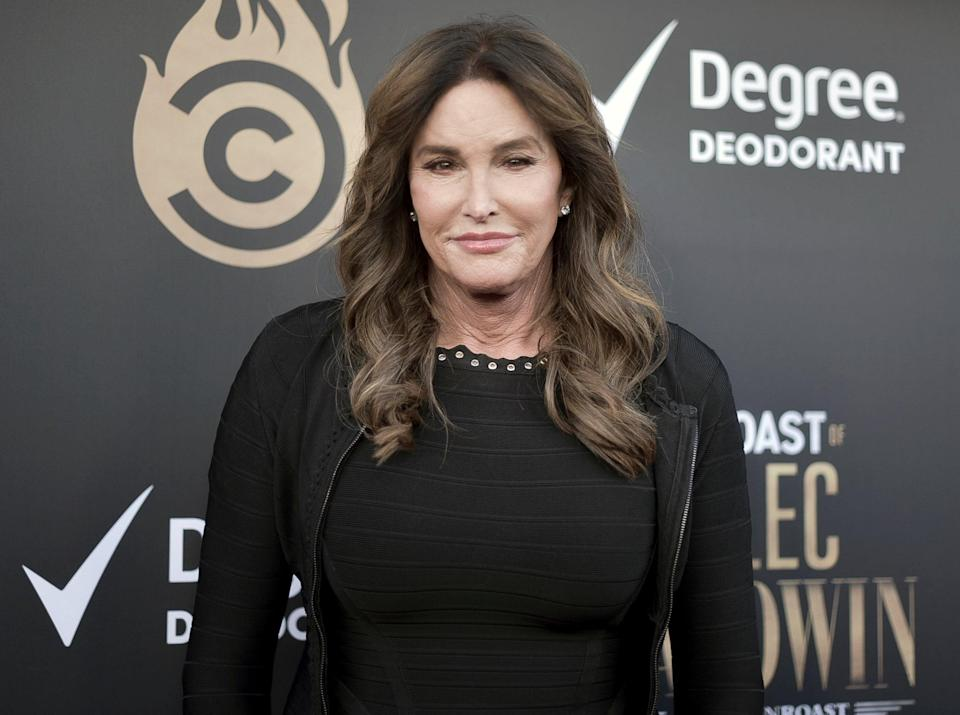 Caitlyn Jenner at the Comedy Central Roast of Alec Baldwin in Beverly Hills prior to the pandemicRichard Shotwell/Invision/AP