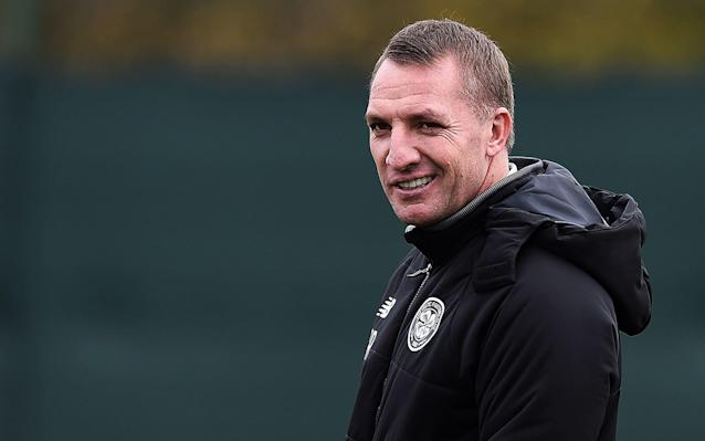 "If Michael O'Neill becomes Scotland manager, Brendan Rodgers will form an alliance with his Northern Irish compatriot for their mutual benefit, according to the Celtic manager. O'Neill will meet the Scottish Football Association next week to discuss the national team job, vacant since Gordon Strachan's departure last month. Should he accept, he will inherit a group of Celtic players who formed the backbone of Strachan's team. Asked if he expected to be speaking regularly with O'Neill under such circumstances, Rodgers said: ""Absolutely, and I want to help. There is a real energy about the Celtic players when they go there, a real core of them that can help. ""He has lived in Scotland for a number of years, played in Scotland and knows what you are all like. ""He has spent six years or so at Northern Ireland and has done a European Championship and just missed out on a World Cup. Their top players over the next few years will move on. ""If you look at Scotland, it is an exciting group and if he can pull them together and develop them, then he would maybe have a chance of getting them to their first Euros in 20-odd years and then maybe on to a World Cup after that. I am sure it is one he will think about."" Rodgers thinks St Johnstone's Tommy Wright would be a perfect replacement for Michael O'Neill at Northern Ireland Credit: Jane Barlow/PA Rodgers also backed another fellow countryman to take over the Northern Ireland job should O'Neill quit. Tommy Wright, the St Johnstone manager, has surmounted the Perth club's limited resources to post three successive fourth-place finishes and in 2014 guided them to their first major trophy success with a victory over Dundee United in the Scottish Cup final. Surprisingly to some, Wright has not been in the frame for the managerial vacancy at Rangers, for which the favourite remains Aberdeen's Derek McInnes, but his feats have been noted by the Irish Football Association. ""Tommy would be perfect for Northern Ireland if Michael moved on,"" said Rodgers. ""He has earned his stripes at St Johnstone. For me, for the Rangers job, Derek McInnes and him would be obvious stand-outs, but I really hope he gets the chance given the work he has done to do it on a bigger stage."" The resumption of domestic fixtures after the international break sees Celtic travel to Dingwall tomorrow where they will attempt to extend their run of successive unbeaten domestic fixtures to 64 against Ross County. ""It'll end at some point,"" Rodgers said. ""We only focus on the next game. The squad is coming back now. I see the competitiveness in the players – we have Patrick Roberts, Jozo Simunovic and Leigh Griffiths back training this week. Erik [Sviatchenko] played 45 minutes of a practice match last week. They are fit, if not football fit, but the availability is there."" That match will mark another milestone in the career path of Kieran Tierney, when the defender makes his 100th appearance for Celtic at the ripe old age of 20. He also earned the accolade of captain of Scotland in the recent friendly with The Netherlands. ""He can be a great leader for Scotland and I think he will be a captain here at Celtic one day,"" said Rodgers. ""He is developing and maturing on and off the field. I heard him speak at the end of the season at the Scottish Football Writers' Association dinner and thought he spoke so well. It is nice to see young players come on in all aspects."""