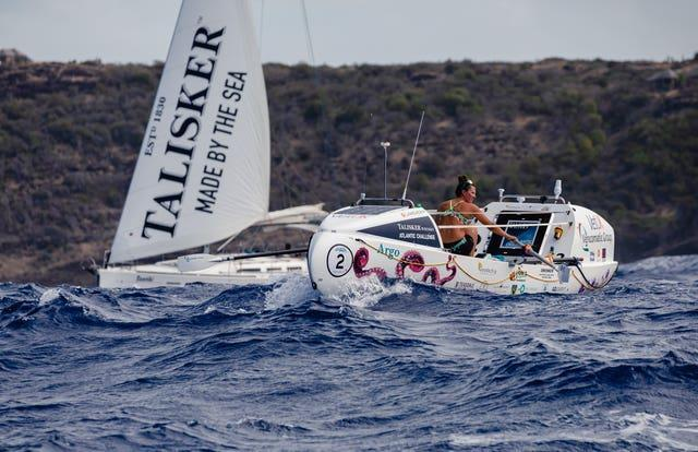 Talisker Whisky Atlantic Challenge