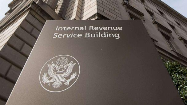 PHOTO: The Internal Revenue Service building stands in Washington, March 27, 2018. (CQ-Roll Call, Inc via Getty Images, FILE)