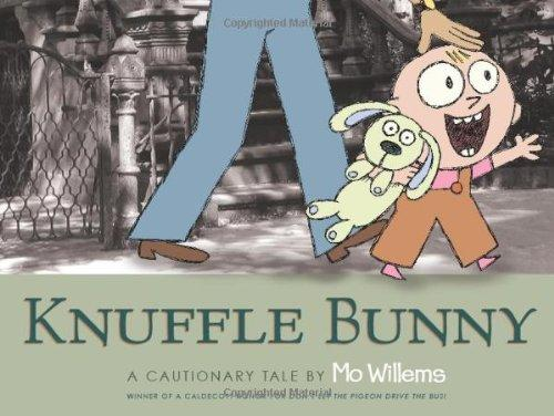 """""""Knuffle Bunny: A Cautionary Tale"""" by Mo Willems (Amazon / Amazon)"""