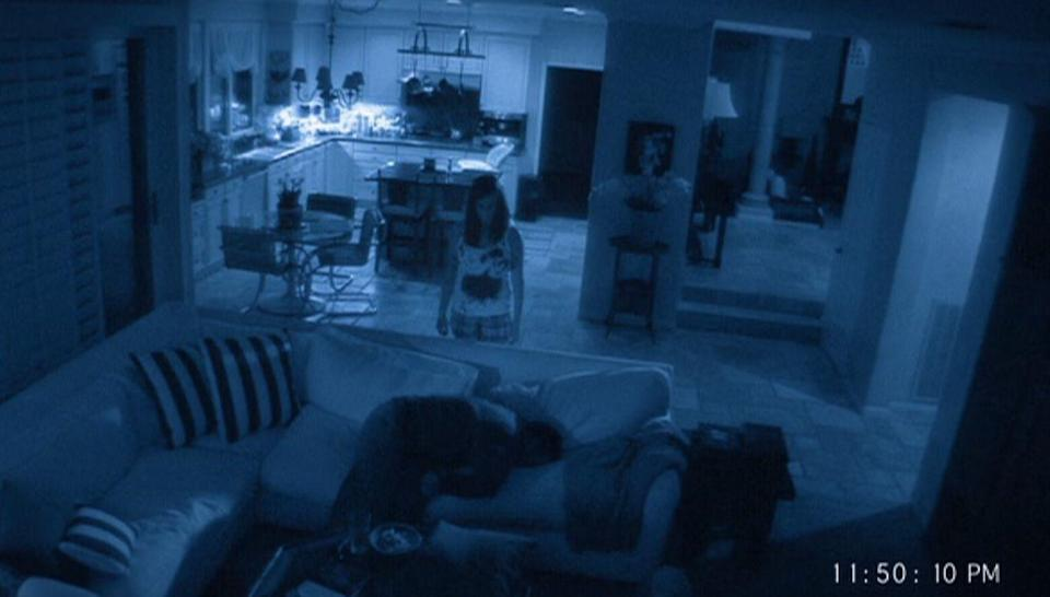 """<p><strong><em>Paranormal Activity 2</em></strong></p><p>The horror continues when a family (related to the couple from the first film) begins to experience strange activity within their home.<br></p><p><a class=""""link rapid-noclick-resp"""" href=""""https://www.amazon.com/Paranormal-Activity-2-Katie-Featherston/dp/B0095P2TBE/?tag=syn-yahoo-20&ascsubtag=%5Bartid%7C10055.g.29120903%5Bsrc%7Cyahoo-us"""" rel=""""nofollow noopener"""" target=""""_blank"""" data-ylk=""""slk:WATCH NOW"""">WATCH NOW</a></p>"""