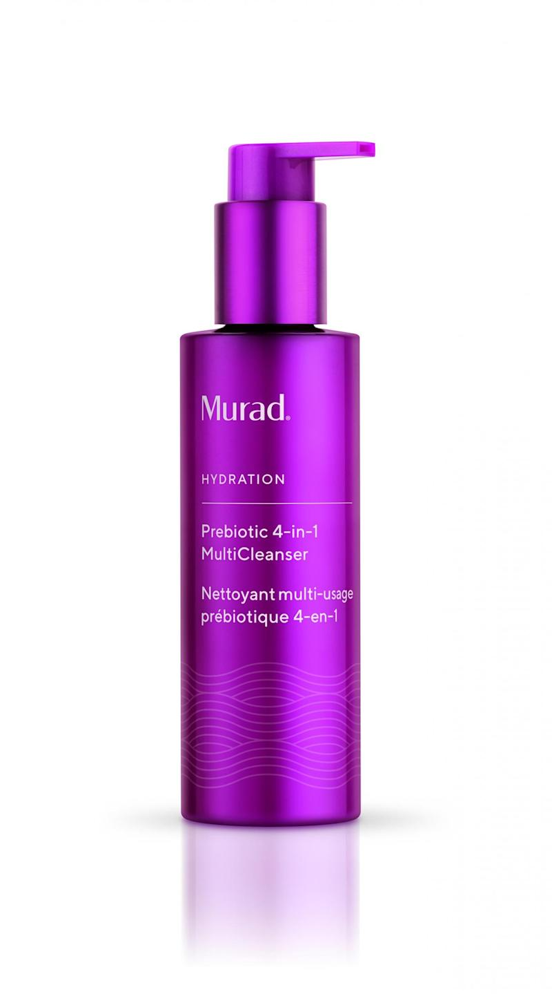 Prebiotic 4-in-1 MultiCleanser, £38 (Murad)