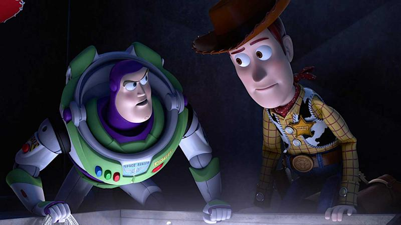 'Toy Story 4' is one of the most recent Pixar releases showing up on Disney+ in the UK. (Credit: Pixar/Disney)