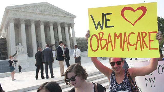 Supreme Court Health Care Ruling: The Mandate Can Stay