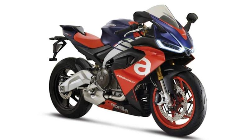 Ahead of launch, Aprilia RS 600 showcased in official video