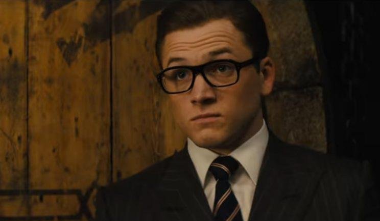 Eggsy returns in Kingsman: The Golden Circle - Credit: 20th Century Fox