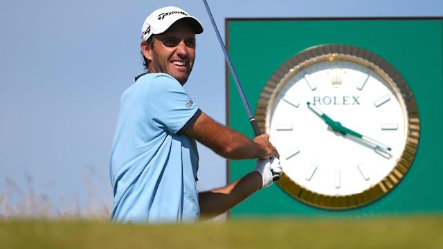 With his brother set to defend his Open title next week at Royal Portrush, Edoardo Molinari hopes to earn one of the few remaining spots at this week's Scottish Open.