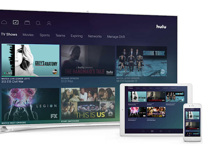 Hulu Just Launched Its 40 A Month Cable Tv Competitor Here Are
