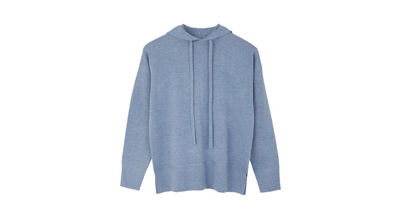 Warehouse Hooded Jumper