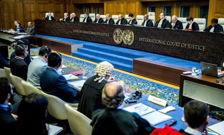 Following some 130 years of fruitless negotiations with Santiago, La Paz lodged a complaint with the ICJ in April 2013