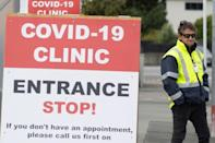 New Zealand had gone for two months without a coronavirus case in the community until Sunday