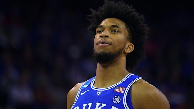 NBA draft prospect Marvin Bagley believes he should be the No. 1 pick, and he explains why.