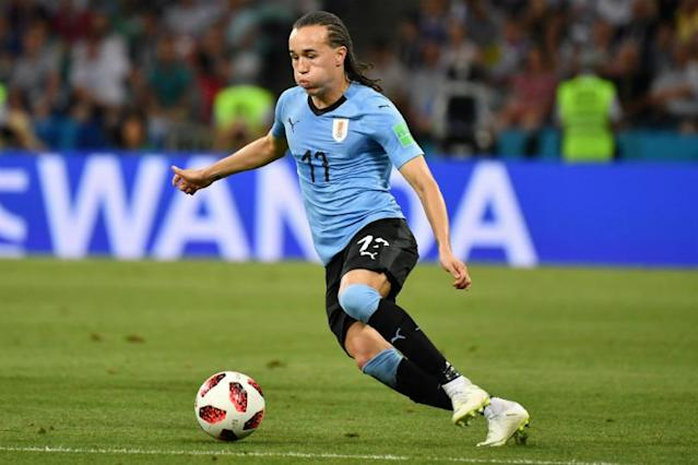 Were at the semi-final stage but with just four games to go, this might be the best-performing team of the tournament so far starring an unbreakable Uruguayan pair and a devastating attacking trio