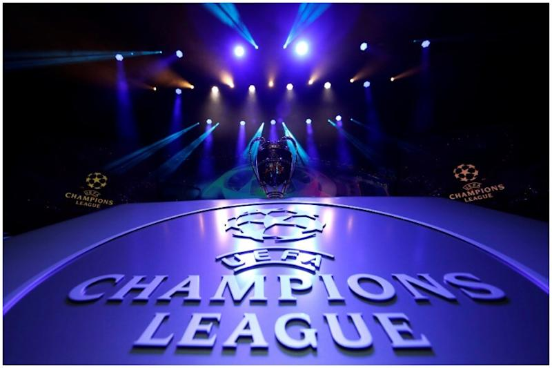 UEFA Champions League Spots to Be Decided on 'Sporting Merit'