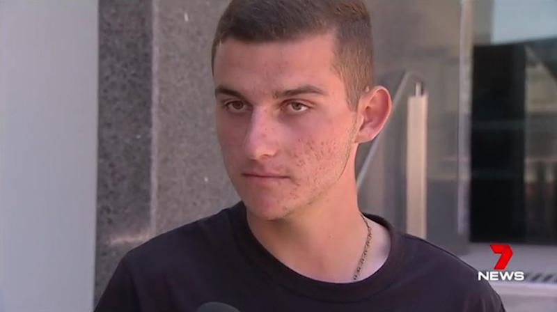 The accused driver, Peter Radinovic, said he wishes it was him who died. Source: 7 News