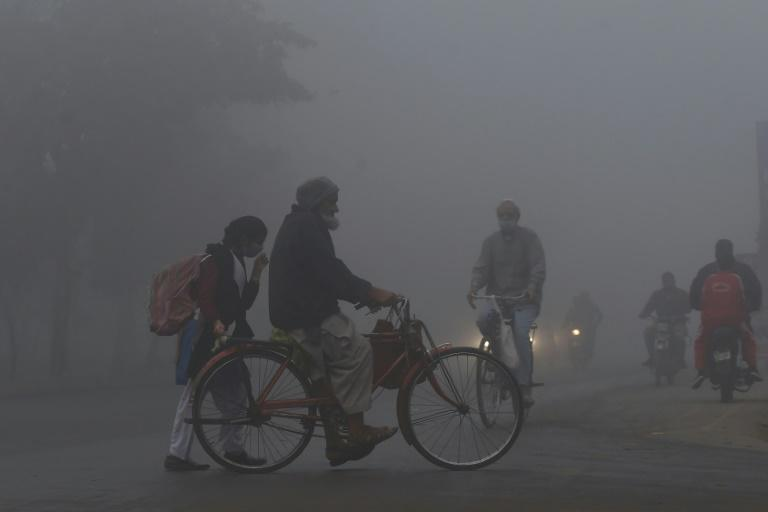 The WHO estimated air pollution cut average lifespan by 3.8 years in Pakistan