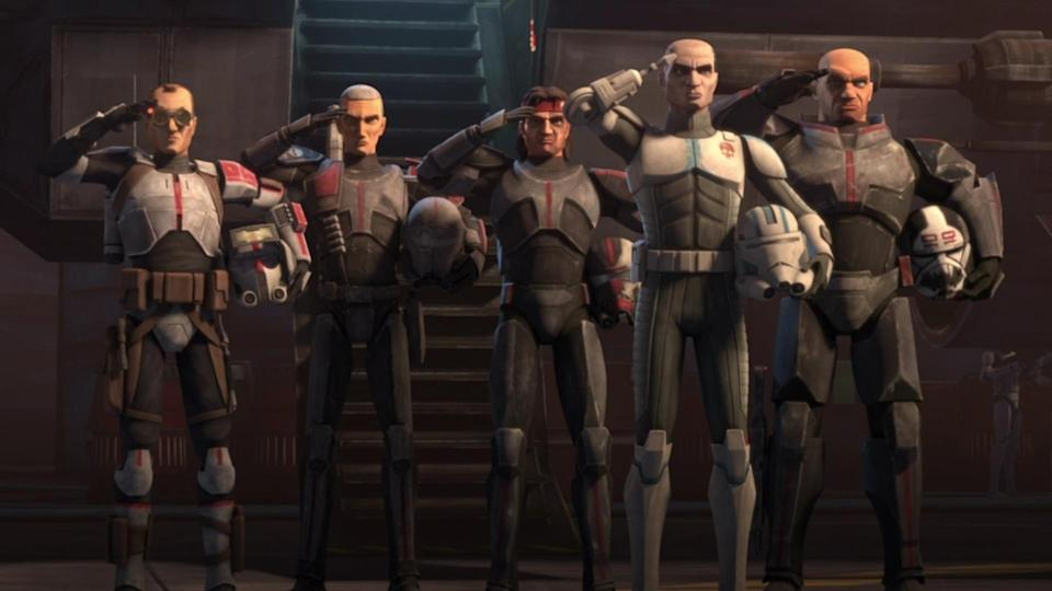 <p> <strong>Release date:</strong>&#xA0;2021 </p> <p> A&#xA0;Star Wars: The Clone Wars&#xA0;spinoff series is coming to Disney Plus&#xA0;in 2021, and it&apos;s all about the Bad Batch.&#xA0;We saw the rag-tag of defective clones in the Clone Wars, but now the gang &#x2013; formed of soldiers who all have unique powers and psychological issues &#x2013; are getting a spin-off, headed up by Dave Filoni. The series will follow the Bad Batch&apos;s journey after Order 66 as they&#xA0;take on daring mercenary missions and struggle to stay afloat and find new purpose. A tentative release date of 2021 has been announced. </p>