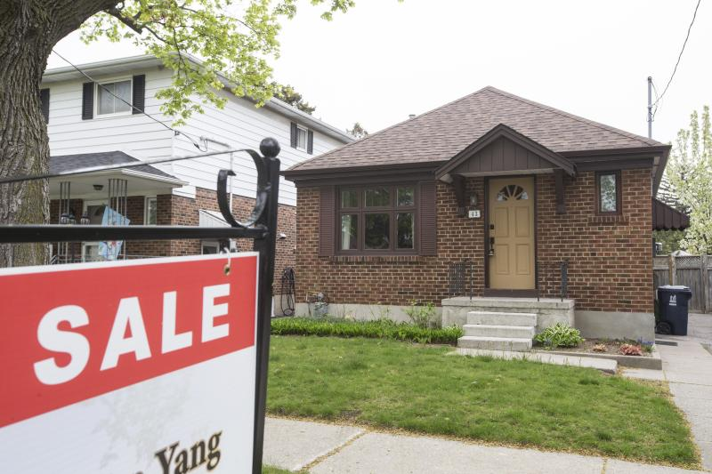 Home for sale in Toronto (Getty Images)