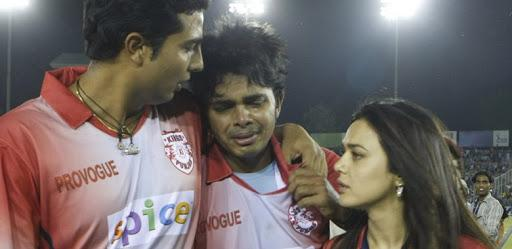 Image result for sreesanth slap