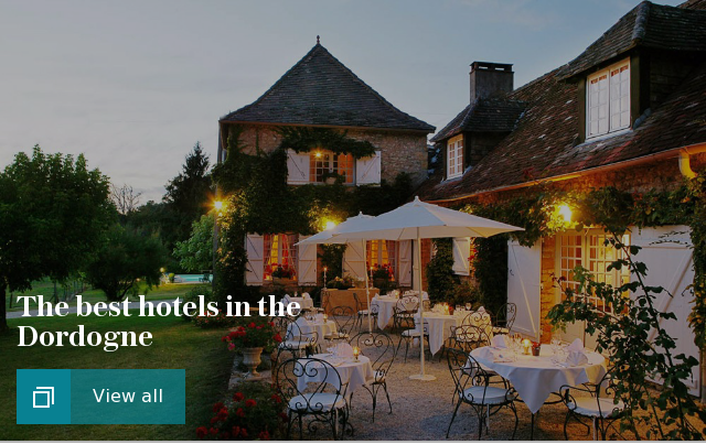 The best hotels in the Dordogne