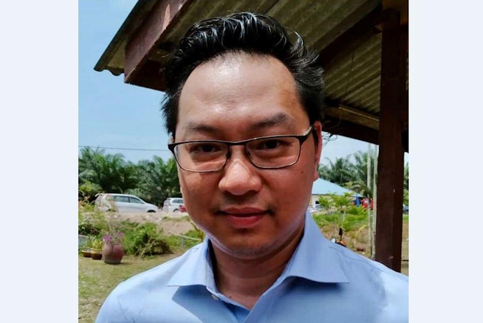 Johor PKR deputy chief Jimmy Puah Wee Tse criticised the federal government's decision to reroute the High Speed Rail (HSR) project without Singapore's participation. — File picture by Ben Tan