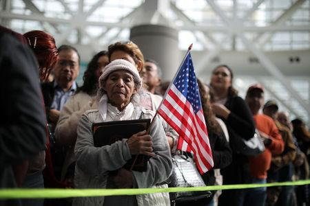 U S  to add citizenship question in 2020 Census: Commerce Dept