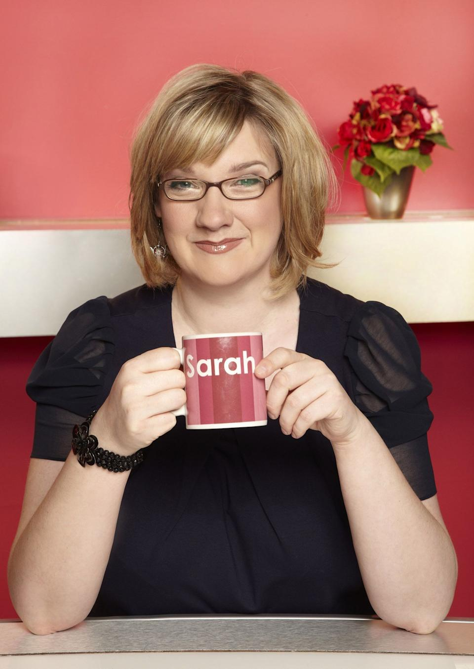In our humble opinion, Sarah's tenure as a Loose Woman was simply not long enough.<br /><br />The comic only appeared as a panelist for less than a year in 2011, before leaving to concentrate on her stand-up career.