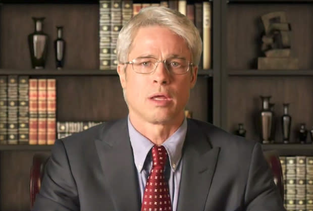 Brad Pitt appears as Dr. Anthony Fauci in second at-home 'SNL' episode