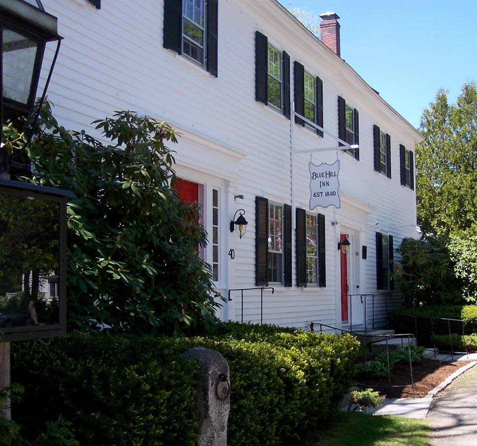 <p><i>You can win this historic inn in the small coastal Maine town of Blue Hill for a $150 entry fee and a 200-word essay.</i></p>